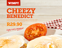 Wimpy Promo's - Photographer George Rabe