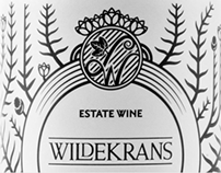 Wildekrans Wine Labels