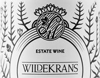 Wildekrans Wine Labels