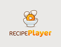 Logo RecipePlayer