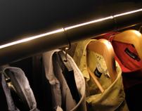Light-up-wardrobe