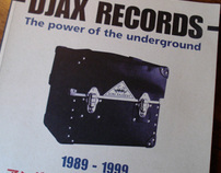 DJAX RECORDS - The Power of the Underground