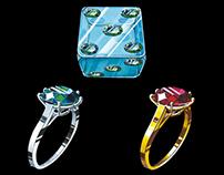 Design of Gemstone and Jewelery