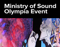 Ministry of Sound Olympia Event