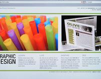 Graphic Design at Ferris State Website