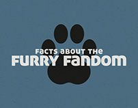 """Facts About the Furry Fandom"" Video Infographic"