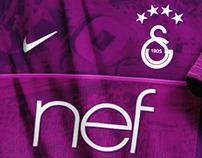 Galatasaray Third x Nike
