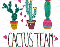 🌵 Cactus Team SS17