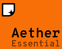 Aether Essential: a simple phone operating system