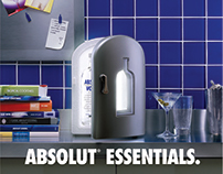 Absolut Essentials