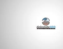 Portfolio identité - Logo, Dolomite 400