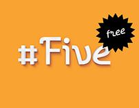 Five Font
