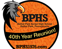 Branding: Bethel Park High School