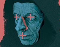 John Talabot // poster for Bilbao BBK Live