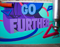 GO FURTHER • Mural