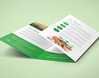 Brochure – Garden Tri-Fold Template