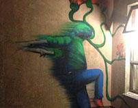 Spraycan Murals & Jams