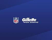 NFL Razor from Gillette