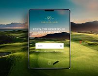 Golf Fee Card - Website
