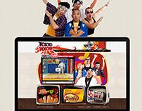Tokyo Tokyo Website Design