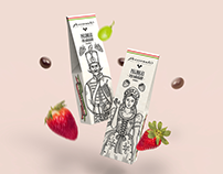 Passionate (limited edition) - Chocolate Packaging