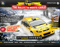 PROTON - Rallye to Monte-Carlo (2010)