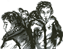People from Outside (Sketch)