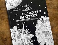 El Hoyito Glotón, un cuento para dibujar