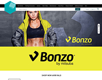 Web Design | WIM Sports Retail e-commerce