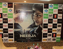 Neerja - Movie Promotion Creatives
