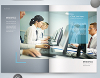 Business Brochure Vol. 04