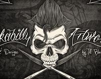 New Logo Skull