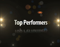 Top Performer Recognition Campaign