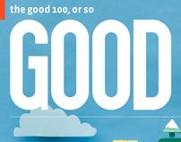 GOOD Magazine (internship)