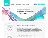 Ably - pitch design