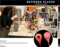 BETWEEN PLACES by WORDSWORTH BOOKS
