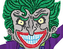 The WanderingBert Batman Villain Project (#1-#50)