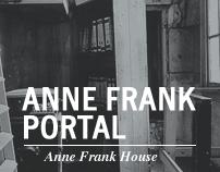 Anne Frank portal