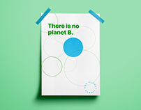 "Climate Change ""One Planet Summit"" - POSTER"