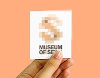 Museum of Sex Rebrand