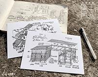 台灣建築風土調查系列 Vernacular architecture in Taiwan