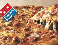 Domino's Pizza & X Factor Competition