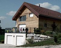 Maison à Longchaumois