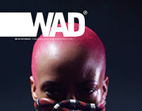 WAD MAGAZINE #52 - RIOT ISSUE