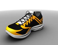 3D sneakers design
