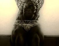 AJ Alvydas Janusauskas Fitness Pro Model