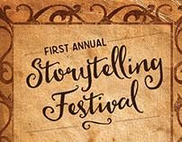 Storytelling Festival - Poster