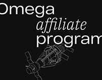 Omega affiliate program