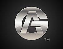 Branding Логотип custom logo logotype Лого metal icons