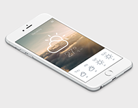 Daily UI | #037 | Weather